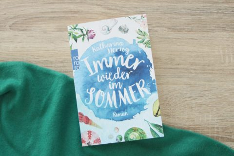 Immer wieder im Sommer - Buch von Katharina Herzog