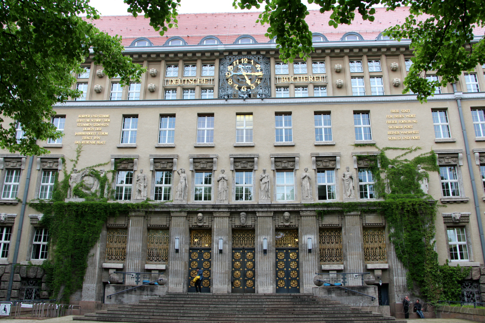 Deutsche Nationalbibliothek Leipzig