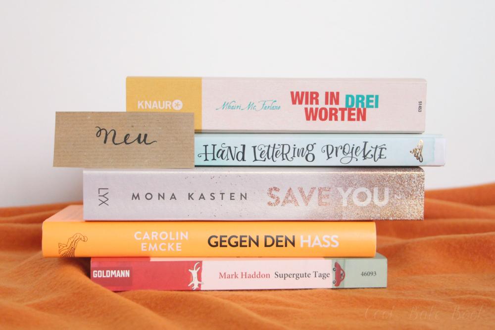 Neue Bücher Mai und Juni