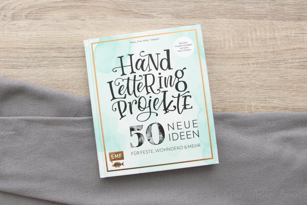 Hand Lettering Projekte Frau Hölle Tanja Cappell Markus Hummel