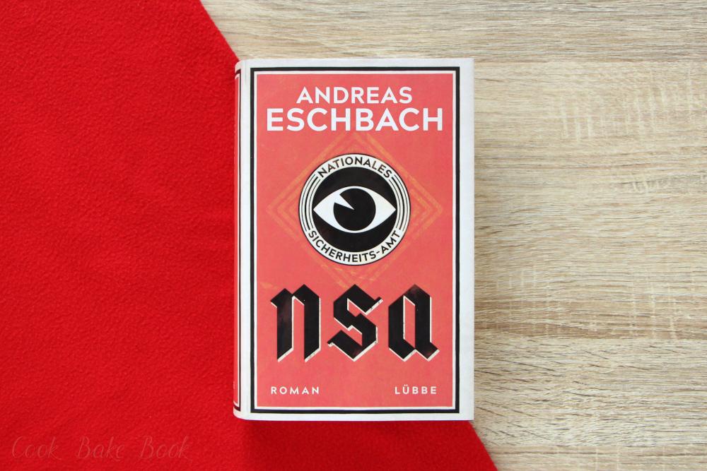 NSA - Nationales Sicherheits-Amt von Andreas Eschbach