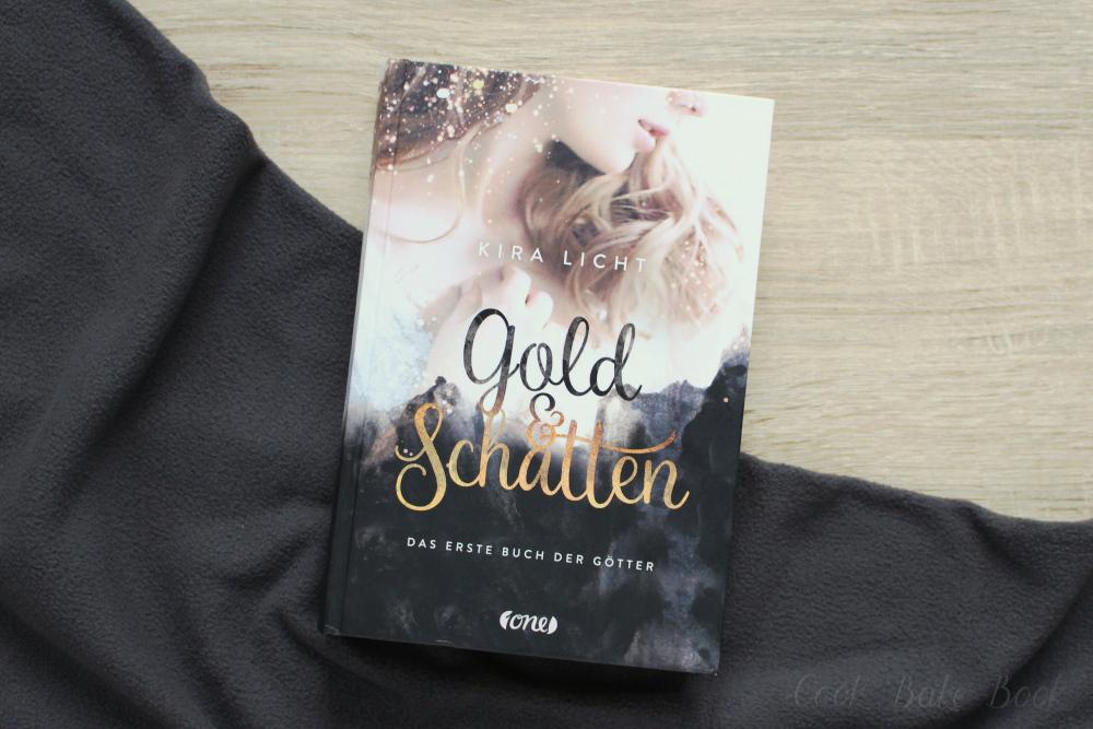 Gold & Schatten. Das erste Buch der Götter von Kira Licht