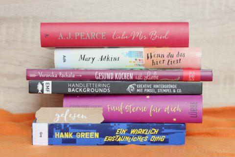 Gelesene Bücher Mai, Juni 2019