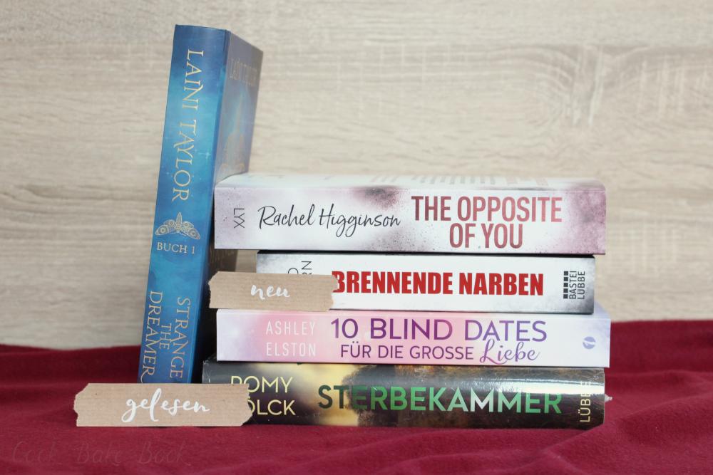 Gelesene und neue Bücher Oktober 2019