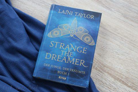 Strange the Dreamer. Der Junge, der träumte Buch 1 von Laini Taylor