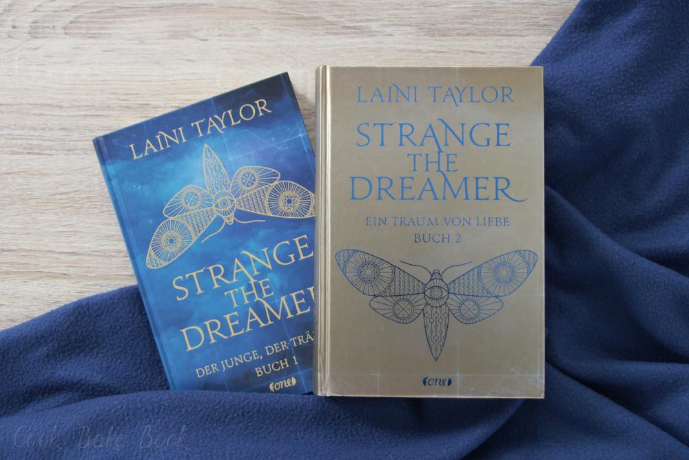Strange the Dreamer. Ein Traum von Liebe Buch 2 von Laini Taylor